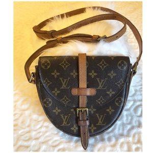 Authentic Louis Vuitton Monogram Chantilly PM bag